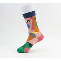 "Socks ""Flitz"" multi"