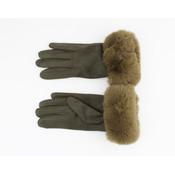 """Gloves """"Aiden"""" green"""