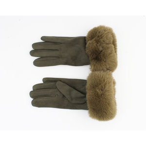 """Handschoenen """"Aiden"""" groen"""