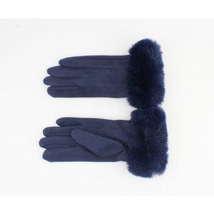 """Gloves """"Aiden"""" blue"""