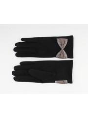 """Handschoenen """"Verde"""" zwart/grijs"""