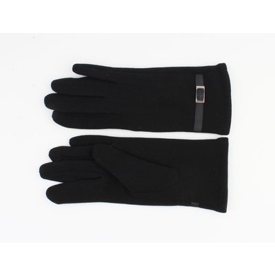 """Handschoenen """"Jack"""" zwart"""