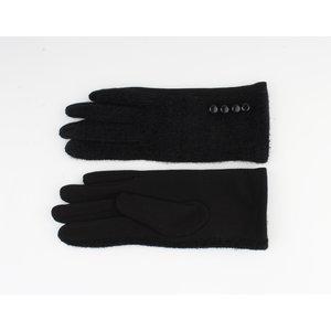 """Handschoenen """"Dex"""" zwart"""