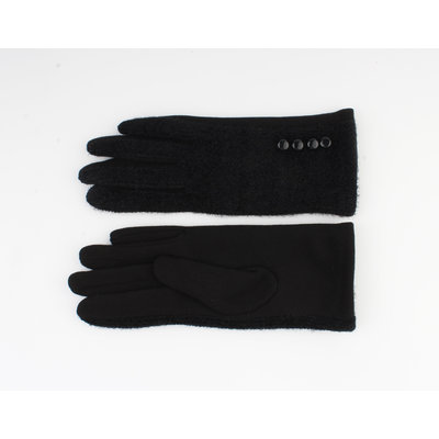 """Gloves """"Dex"""" black"""