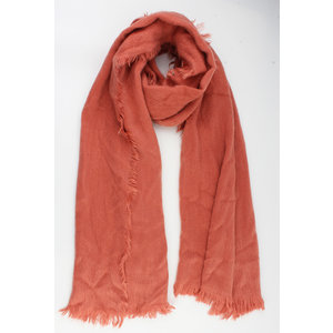"""Scarf """"Abiageal"""" pink"""
