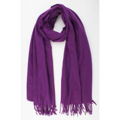 "Scarf ""Brenna"" purple"