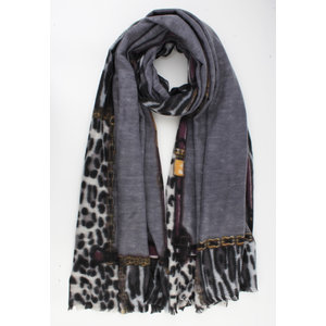 "Scarf ""Clemens"" black"