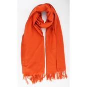 """Schal """"Cornelius"""" orange"""