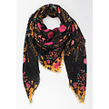 "Scarf ""Damaris"" black"