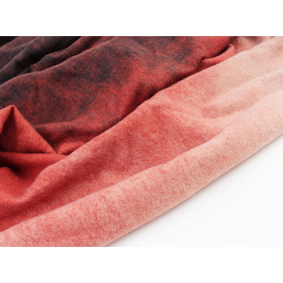 "Sjaal ""Chloë"" rood"