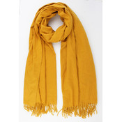 "Scarf ""Brenna"" yellow"