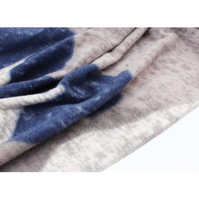 """Sjaal """"Daley"""" blauw"""
