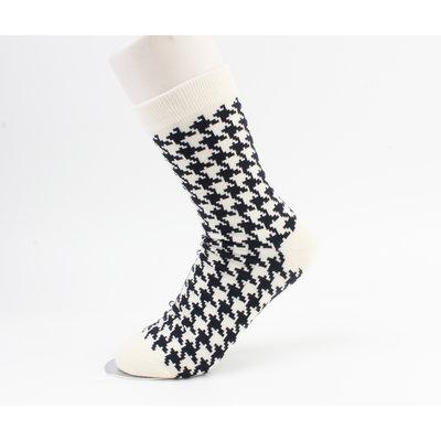 "Socks ""Ryan"" cream / black"