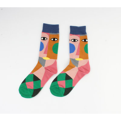 """Socks """"Flitz"""" multi"""