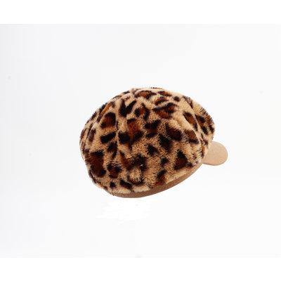 """Balloon cap """"Daisy"""" brown"""