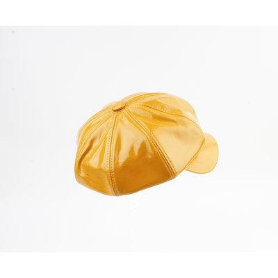 "Ballonpet ""Dafne"" geel lak"
