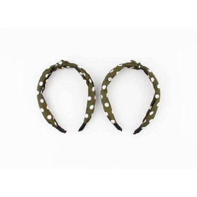 """Haarband """"Seco"""", groen"""