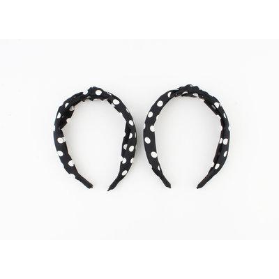 """Haarband """"Seco"""", zwart"""