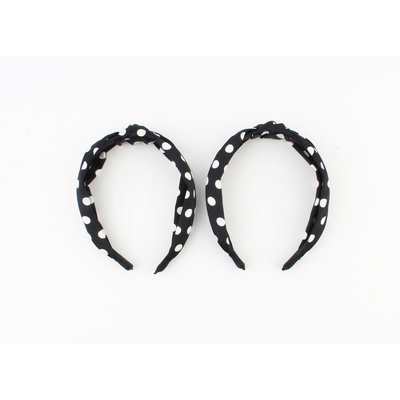 "Stirnband ""Seco"", schwarz"