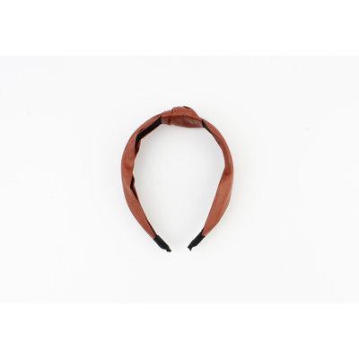 """Hair band """"Lago"""", brown"""