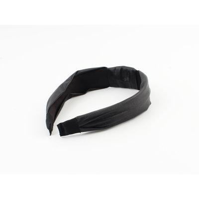 "Haarband ""Lago"", zwart"