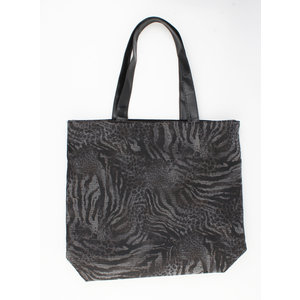 "Shopper ""Ajo"" black"