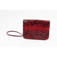 "Crossbody bag ""Sierra"" red"