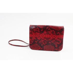 "Crossbody bag ""Sierra"" red"
