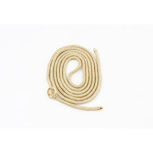 Cord for phone case, gold (3pcs.)