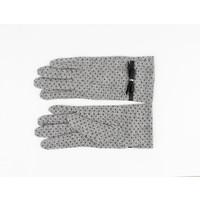 "Gloves ""Carmelo"" gray"