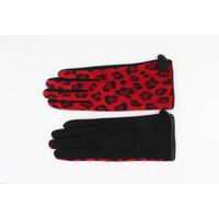 """Handschoenen """"Mercedes"""" rood"""