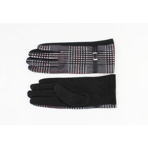 "Gloves ""Vedia"" gray"