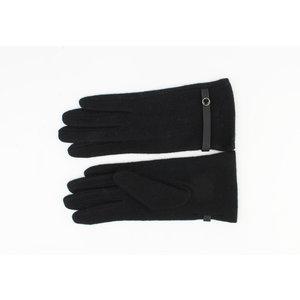 """Handschoenen """"Solan"""" zwart"""