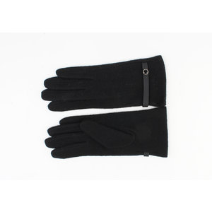 """Handschuhe """"Solan"""" schwarz"""