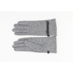 """Gloves """"Solan"""" light gray"""