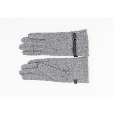 "Handschuhe ""Solan"" hellgrau"