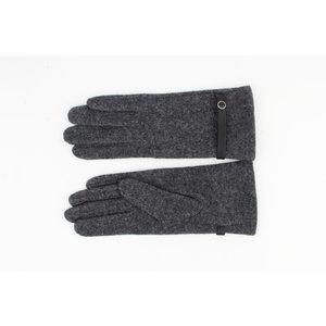 "Gloves ""Solan"" gray"