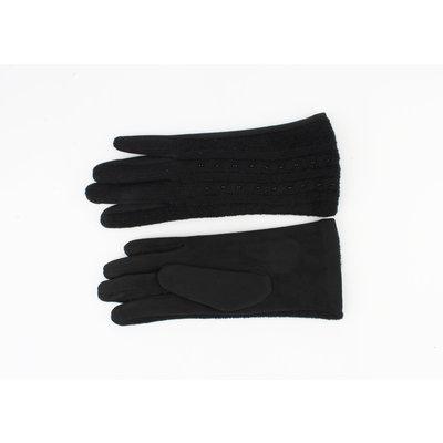 "Handschuhe ""Flores"" schwarz"