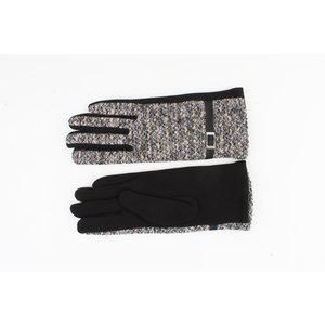 "Gloves ""Saladillo"" black"