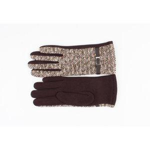 """Handschoenen """"Saladillo"""" bruin"""