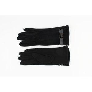 "Gloves ""Serrana"" black"