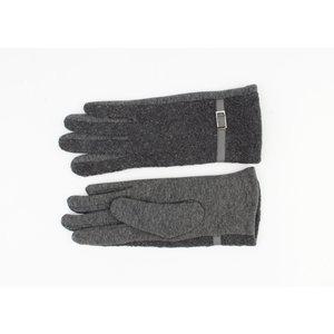 "Gloves ""Mirim"" gray"