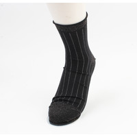 "Socks ""Noblia"" black, per 2 pair"