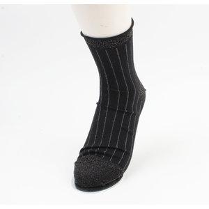 "Socken ""Noblia"" schwarz, doppelpack"