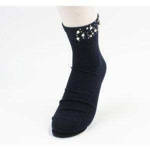"""Socken """"Melo"""" dunkelblau, doppelpack"""