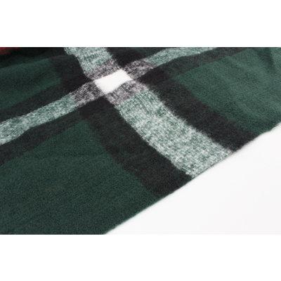 """Sjaal """"Piuma"""" groen"""