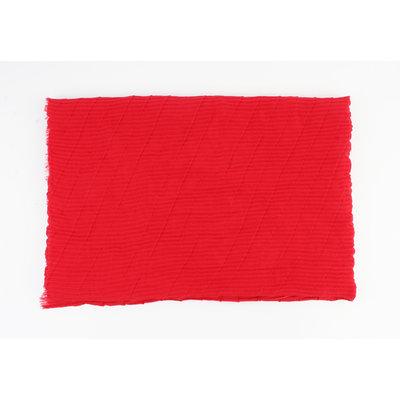 "Sjaal ""Belo"" rood"
