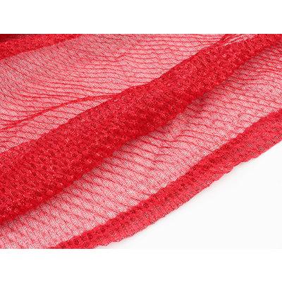 """Sjaal """"Jari"""" rood"""