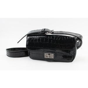 "Crossbody bag ""Cortina"" black"