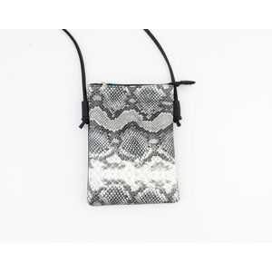 """Pouch bag """"Formosa"""" gray"""